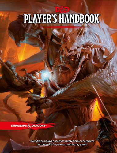 Dungeons & Dragons Player's Handbook (5E)